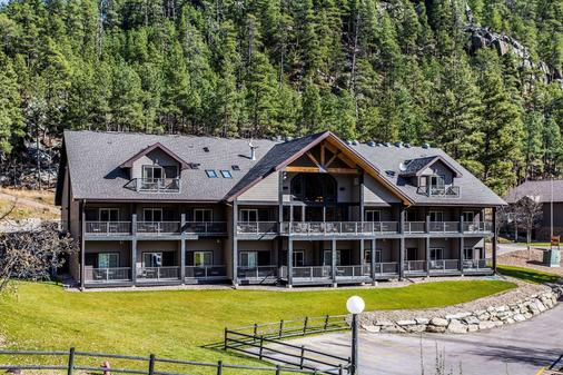K Bar S Lodge Ascend Hotel Collection - Keystone - Κτίριο