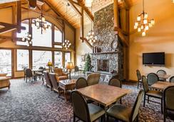 K Bar S Lodge Ascend Hotel Collection - Keystone - Εστιατόριο