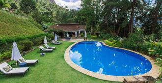Pousada Chácara Aracê - Petrópolis - Pool