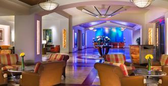 San Diego Marriott Gaslamp Quarter - Σαν Ντιέγκο - Σαλόνι ξενοδοχείου