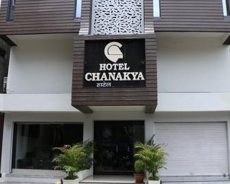 Hotel Chanakya - Nagpur - Rakennus