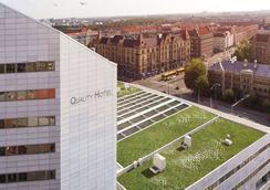 Quality Hotel the Mill - Malmö - Näkymät ulkona