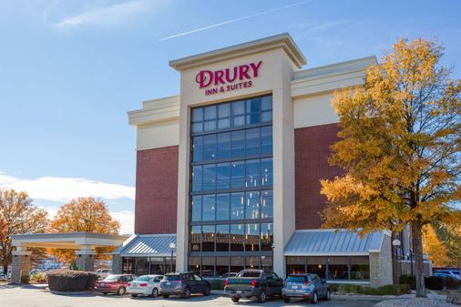 Drury Inn & Suites Atlanta Airport - Atlanta - Building