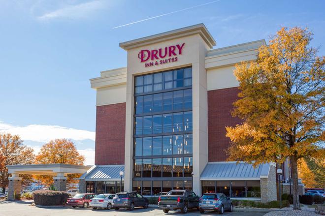 Drury Inn & Suites Atlanta Airport - Atlanta - Edificio