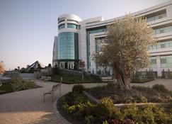Gashalti Health Hotel - Naftalan - Building