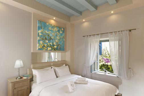 Casa Antica - Rhodes - Bedroom