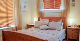 Oak Lane Lodge - המילטון - חדר שינה