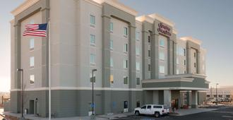 Hampton Inn & Suites Albuquerque North/I-25 - Αλμπουκέρκι - Κτίριο