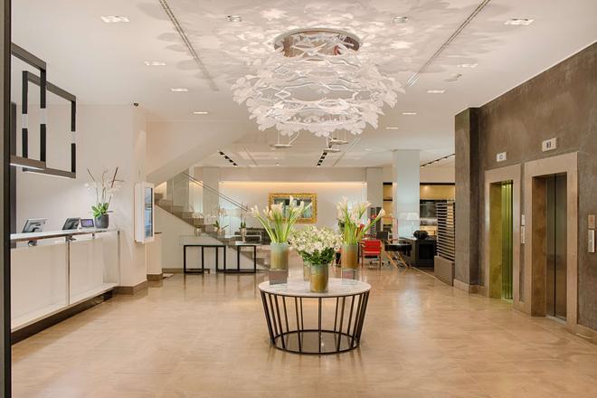 NH Collection Milano President - Milan - Lobby