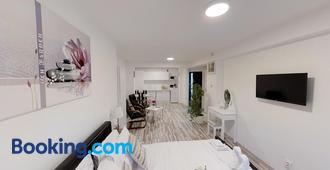 Sun Villa Residence - Bucharest - Living room