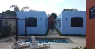 Hostal La Ermita - מרידה - בריכה
