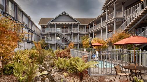 Best Western Plus Bayshore Inn - Eureka - Gebäude