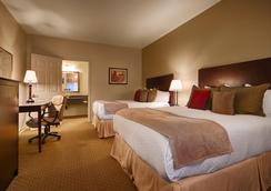 Best Western Plus Bayshore Inn - Eureka - Schlafzimmer