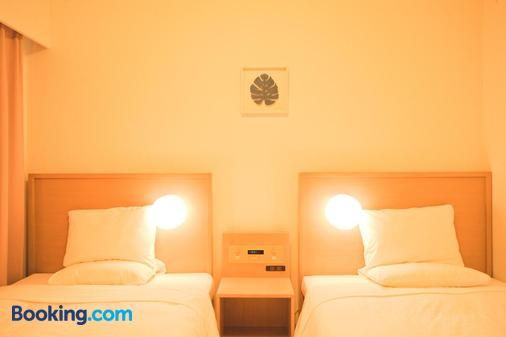 Smile Hotel Okinawa Naha - Naha - Bedroom