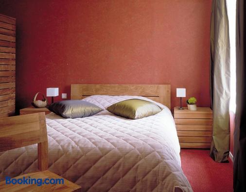 Chambres D'hôtes Domaine De La Corbe - Saint-Hilaire-le-Vouhis - Bedroom