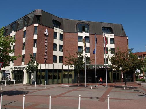 Hotel Panorama Harburg - Hampuri - Rakennus