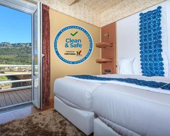 Sever Rio Hotel - Marvao - Gebouw