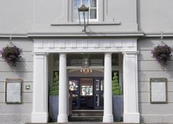 The Angel Hotel - Abergavenny - Building