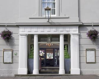 The Angel Hotel Abergavenny - Abergavenny - Building