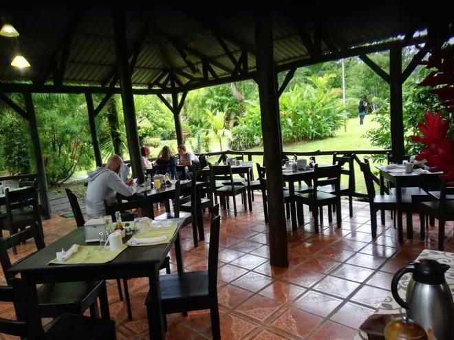 Hotel Tangara Arenal - La Fortuna - Restaurant