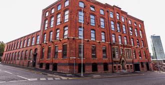 Arena Apartments - Manchester - Building