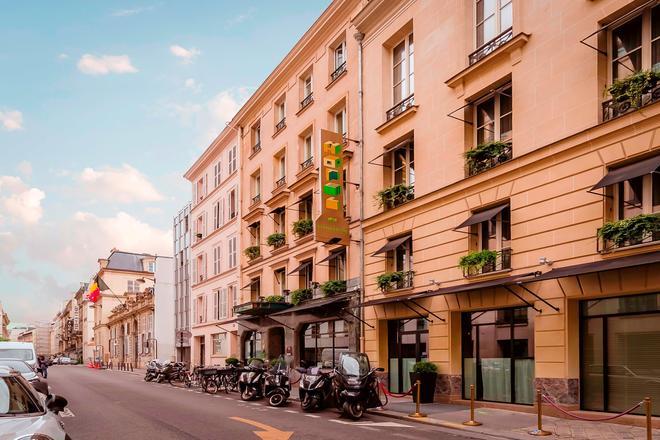 Hotel Du Ministere - París - Edificio