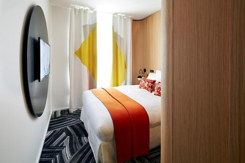 米尼斯特爾酒店 - 巴黎 - 巴黎 - 臥室