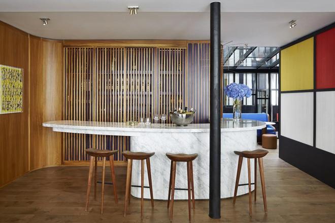 Hotel Du Ministere - París - Bar
