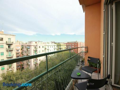 東方的月亮酒店 - 羅馬 - 陽台