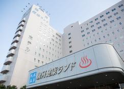 Kur and Hotel Suruga - Shizuoka - Rakennus