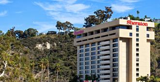 Sheraton Mission Valley San Diego Hotel - San Diego - Building