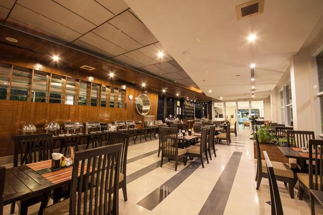 諾拉查汶酒店 - 蘇梅島 - 蘇梅島 - 餐廳
