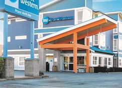 Best Western Peace Arch Inn - Surrey - Rakennus