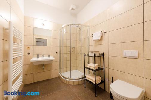 Pension Faber - Český Krumlov - Bathroom