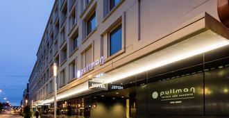 Pullman Basel Europe - Basel - Toà nhà