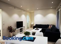 Skaimsberg Apartments - Aurlandsvangen - リビングルーム