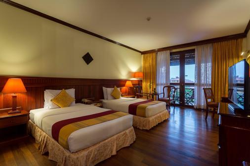 Angkor Paradise Hotel - Siem Reap - Κρεβατοκάμαρα