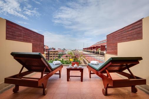 Angkor Paradise Hotel - Siem Reap - Balcony