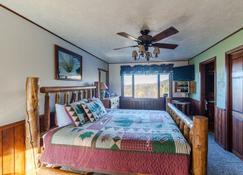 Talkeetna Denali View Lodge and Cabins - Talkeetna - Makuuhuone