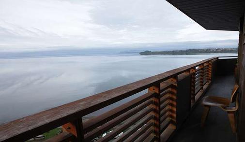 Hotel Dreams de los Volcanes ?-Puerto Varas - 瓦拉斯港 - 巴拉斯港 - 陽台