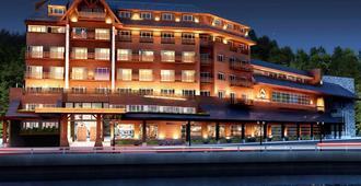 Hotel Dreams de los Volcanes -Puerto Varas - Пуэрто-Варас - Здание