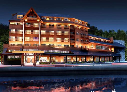 Hotel Dreams de los Volcanes ?-Puerto Varas - 瓦拉斯港 - 巴拉斯港 - 建築