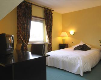 Hôtel Majuscule - Sélestat - Bedroom