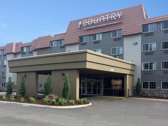 Country Inn & Suites, Portland Delta Park, OR - Portland - Edificio