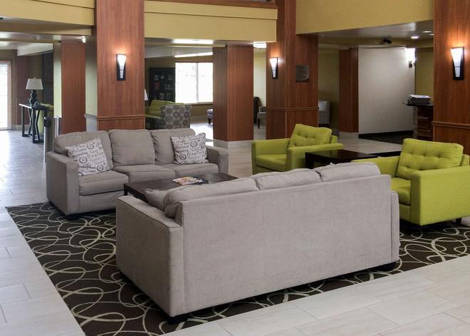 Country Inn & Suites, Portland Delta Park, OR - Portland - Recepción