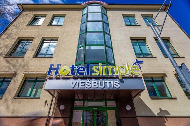 Hotel Simple Plus - Vilnius - Toà nhà