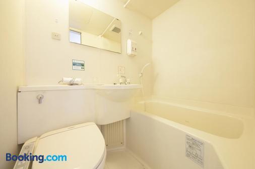 R&B Hotel Otsukaeki-Kitaguchi - Τόκιο - Μπάνιο