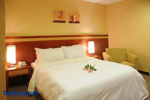 Eastern Beauty Hotel - Taipei (Đài Bắc) - Phòng ngủ