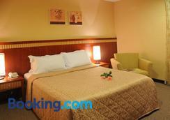 Eastern Beauty Hotel - Taipei - Bedroom