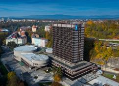 Spa Hotel Thermal - Carlsbad - Building